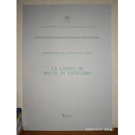 LA CASINA DI PIO IV IN...