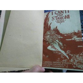 Luigi Orsini, I Canti delle...