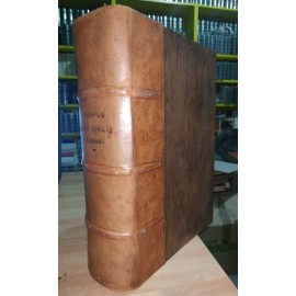 Codice Giustinianeo. CORPUS...