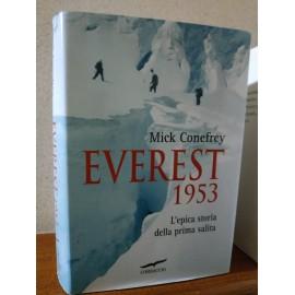 EVEREST 1953 l'epica storia...