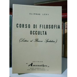 Eliphas Levi, CORSO DI...