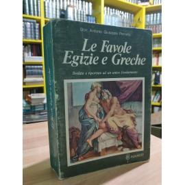 LE FAVOLE EGIZIE E GRECHE,...