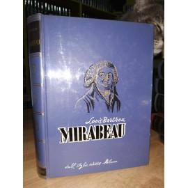 MIRABEAU, di Louis Barthou....
