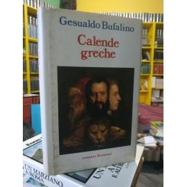 Gesualdo Bufalino, Calende...