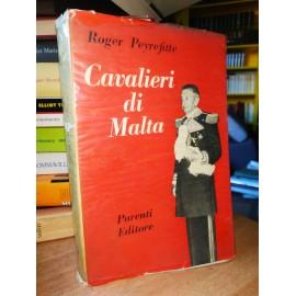 Roger PEYREFITTE, CAVALIERI...
