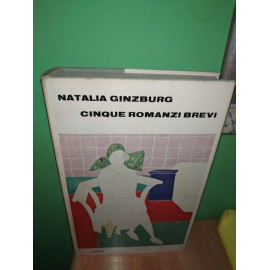 Natalia GINZBURG, CINQUE...