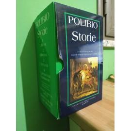 Polibio, STORIE. Libri...