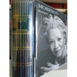 MORRISON Toni, Romanzi. I...