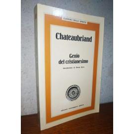 CHATEAUBRIAND, GENIO DEL...