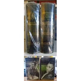 Arbasino, Romanzi e racconti. 2 volumi. I Meridiani