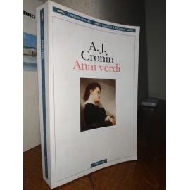 A.J. CRONIN, ANNI VERDI....