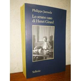 Philippe Jaenada, LO STRANO...