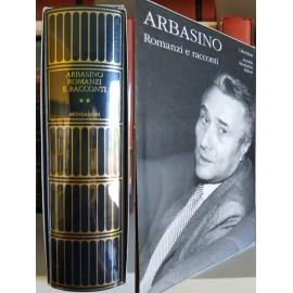 Arbasino Alberto, Romanzi e...