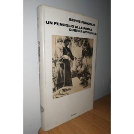 Beppe FENOGLIO, UN FENOGLIO...