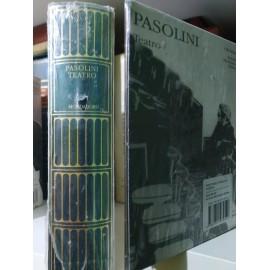 Pasolini, Teatro. I Meridiani