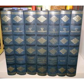 GUY de MAUPASSANT, 7 volumi...