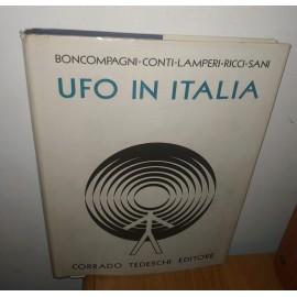 UFO IN ITALIA periodo...