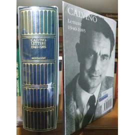 Calvino, Lettere 1940-1985....