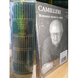 Camilleri, Romanzi storici...