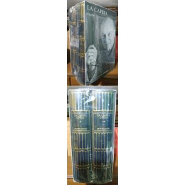 La Capria, Opere. 2 volumi....