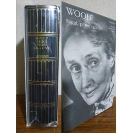 WOOLF Virginia - Saggi,...