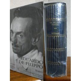 Eduardo de Filippo, Teatro:...