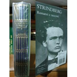 Strindberg, Romanzi e...