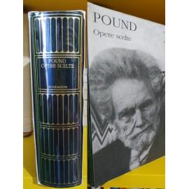 Pound, Opere Scelte. I...