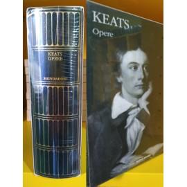 KEATS, Opere. I Meridiani
