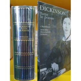 DICKINSON, Tutte le poesie....
