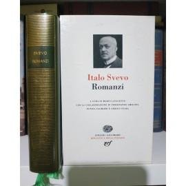 SVEVO Italo, Romanzi....