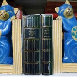 MUSIL, L'Uomo senza qualità e Scritti inediti 1, 2. I Meridiani. 2 voll.