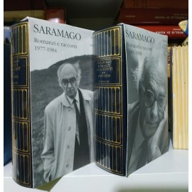 SARAMAGO, Romanzi e...