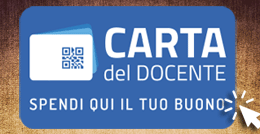 Banner - Carta del Docente